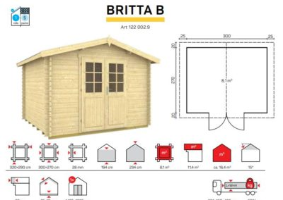 BRITTA B catalogo