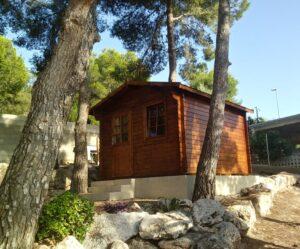 kit automontaje casa de madera