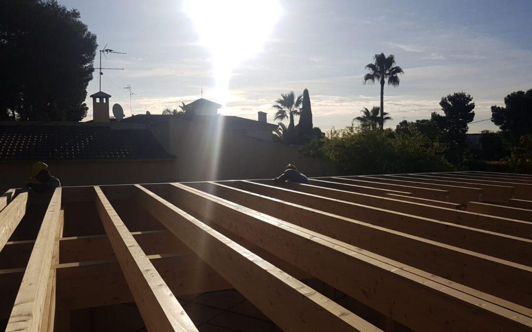 Qué saber antes de construir una casa de madera