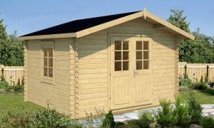 caseta de jardin de madera alabama