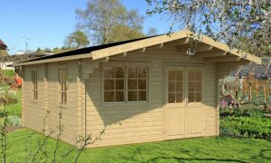 Caseta de madera enzo E
