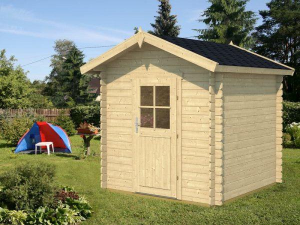 caseta de jardin de madera Betty