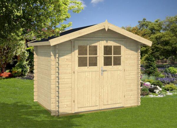 caseta de jardin de madera Carol