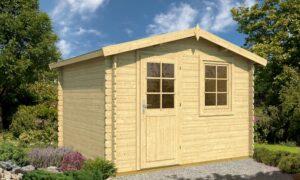 caseta de jardin de madera Caroline