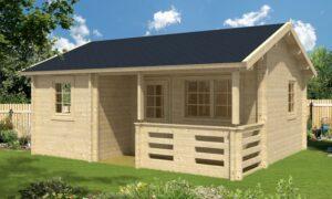 Casa de Jardín de madera Falun A