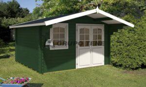 Caseta de Jardín de madera Mari A