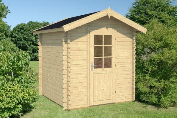 Caseta de Jardín de madera Tiina A