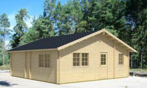 Casa de Jardín de madera Tipo